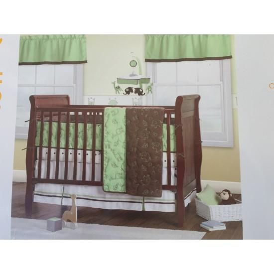 Bananafish 8 Piece Crib Bedding Set