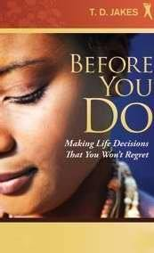Before You Do(CD) T.D. JAKES
