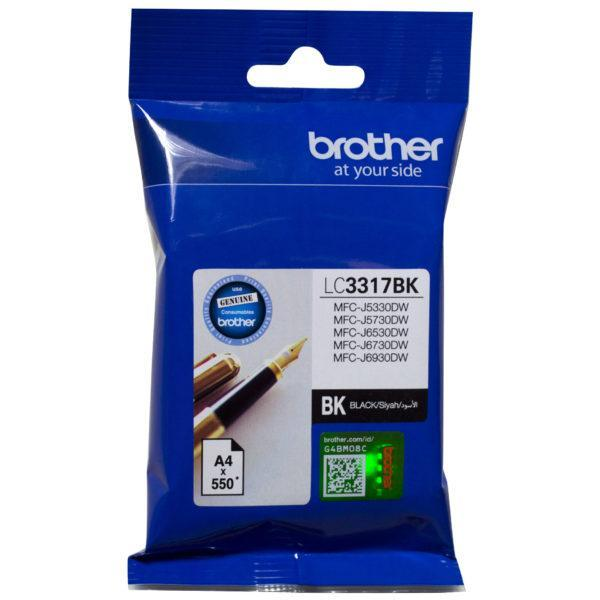 Brother Ink Cartridge Black LC3717BK