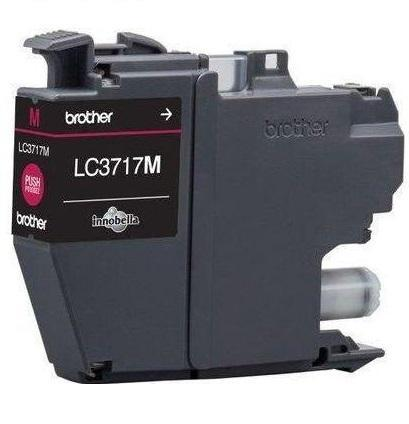 Brother Ink Cartridge Magenta LC3717M