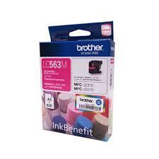Brother LC 563M Magenta Ink Cartridge