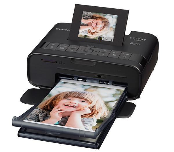 Canon Selphy CP1200 Wireless Photo Printer