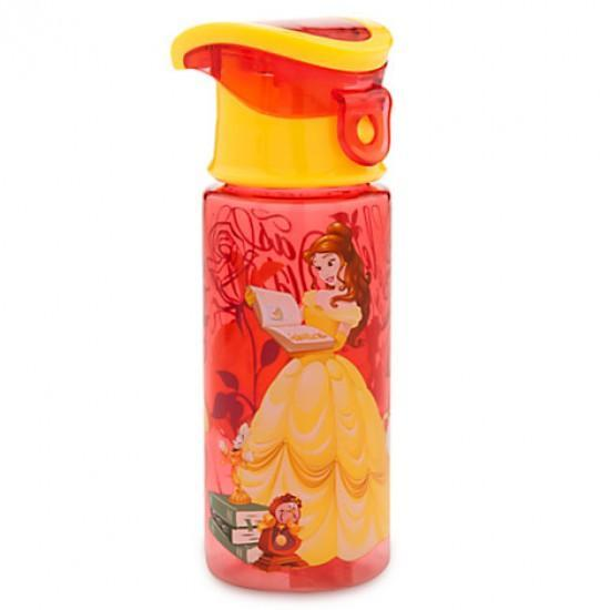 Cinderella Flip Top Water Bottle