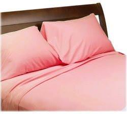 Combo Bed Linen & Pair Pillow Case - Pink
