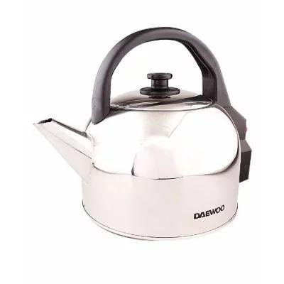 Daewoo 4.3L Stainless Steel Cordless Electric Kettle