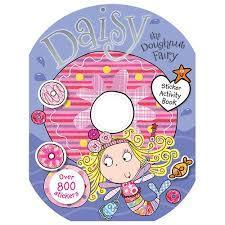 Daisy the Doughnut Fairy Sticker Activity Book