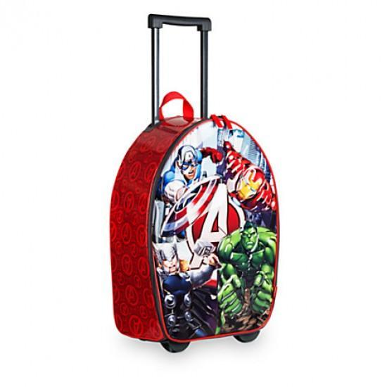 Disney Authentic Marvel Hero Trolley/Luggage