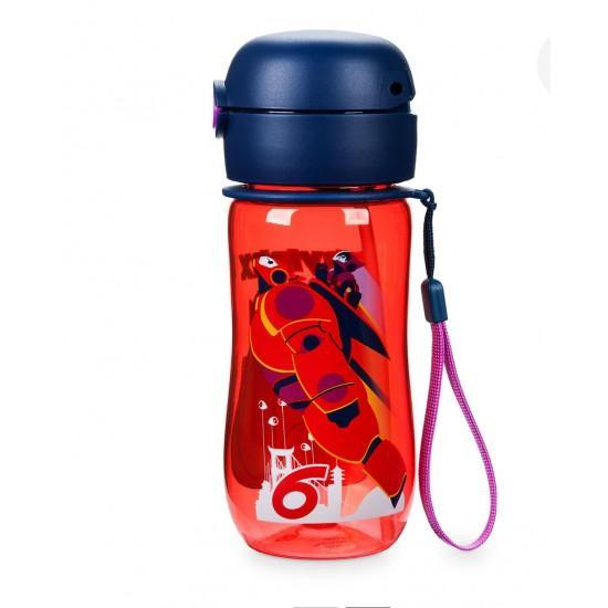 Disney Bymax and Hero Big Six Water Bottle