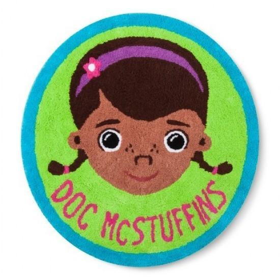 Doc McStuffins 'Boo Boo Be Gone' Rug