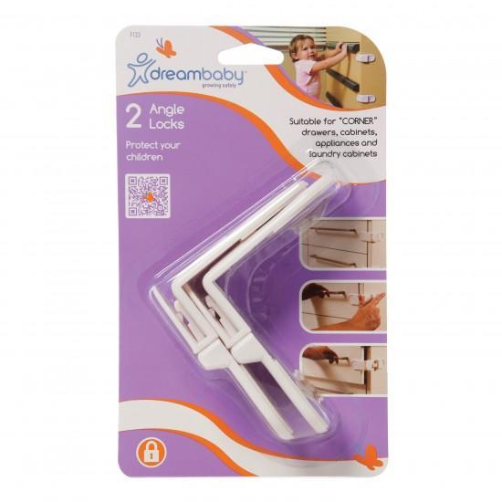 Dreambaby 2Pack Angle Lock