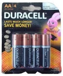 Duracell Battery AA - Original