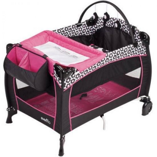 Evenflo Portable Playpen- Brianne