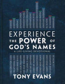 Experience the Power of God's Names by Tony Evans