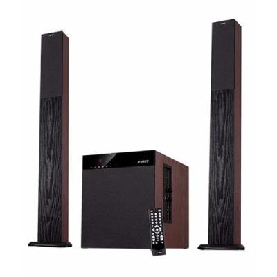 F & D T400X 2.1 Multimedia Bluetooth Tower Speakers