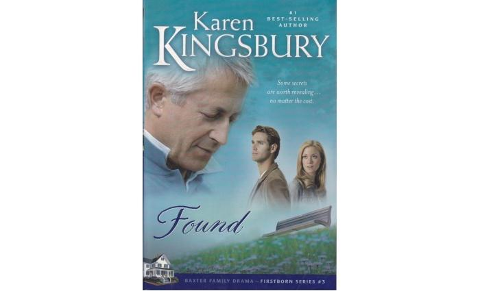 Found Book by Karen Kingsbury