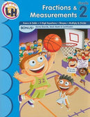 Fractions & Measurements Grade 2