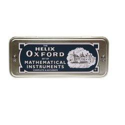 Helix Oxford Mathematical Set