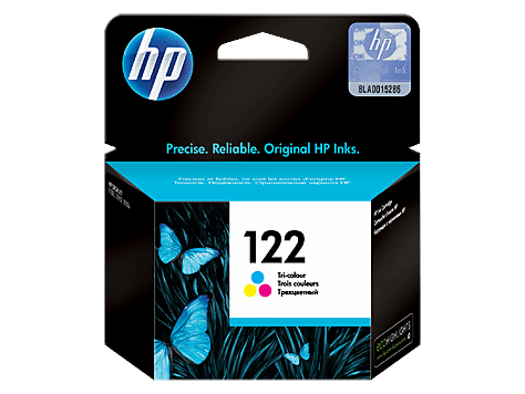 HP INKJET CARTRIDGE 122 COLOUR