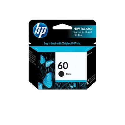 HP Inkjet Cartridge - 60 Black