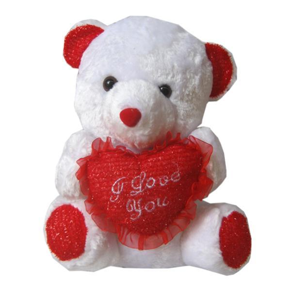I Love You Teddy - Big size