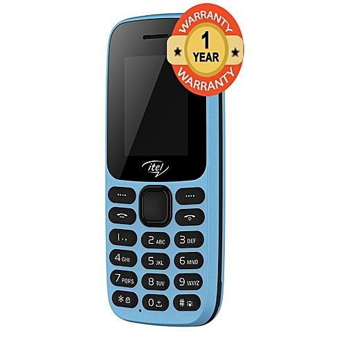 Itel 2171 Blue Phone (PREPAID ONLY)