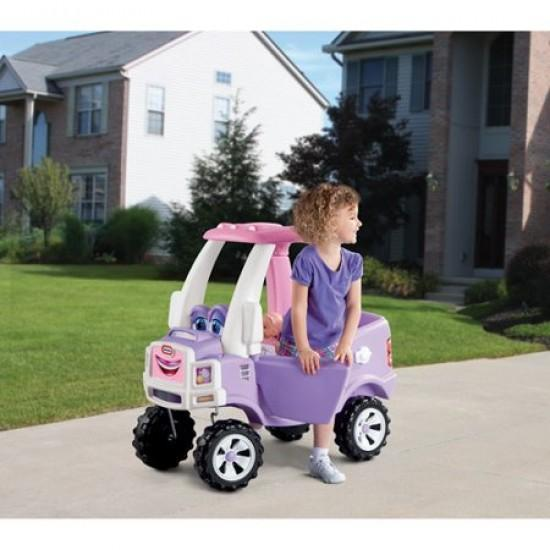 Little Tikes Cozy Truck, Purple
