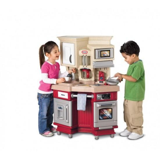 Little Tikes Super Chef Kitchen, Red