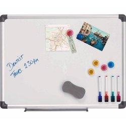Magnetic White Marker Board + Accessories 2x3