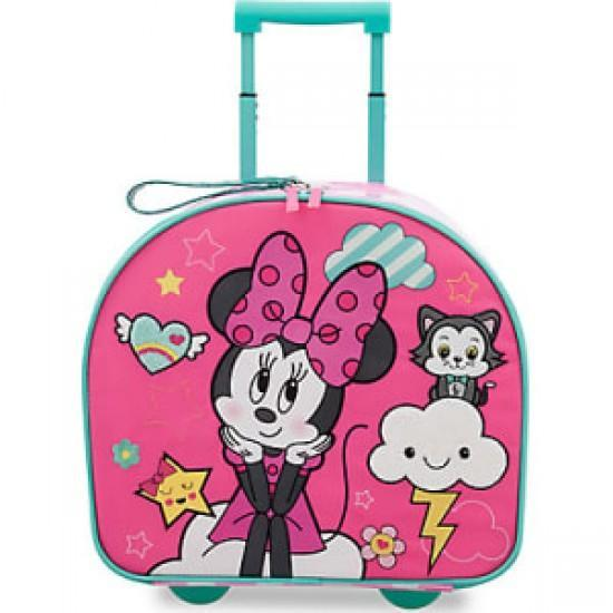 Minnie Mouse Rolling Luggage/Trolley