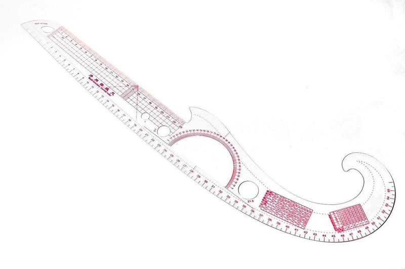 Multi - Function Metric Curved Ruler - 3250