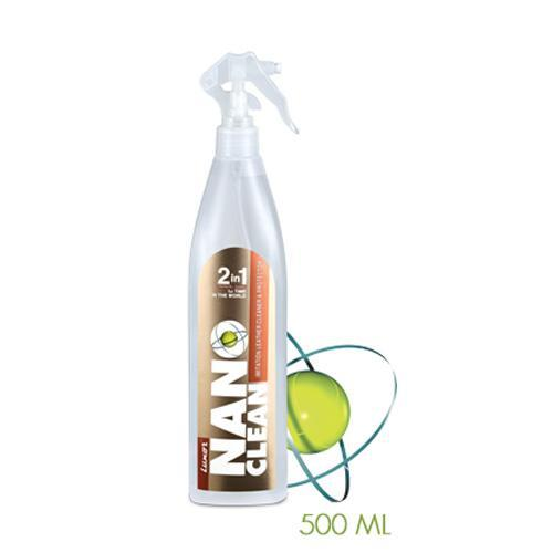 Nano Clean Imitation Leather Cleaner & Also Protector 500ml