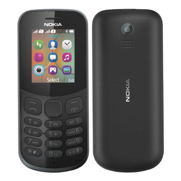 Nokia 130 Phone (PREPAID ONLY)