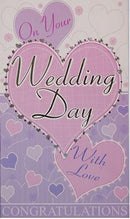 On Your Wedding Day Complimentary Card