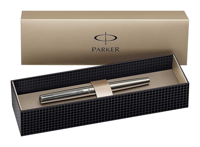 Parker Fountain Pen Jotter Stainless Steel