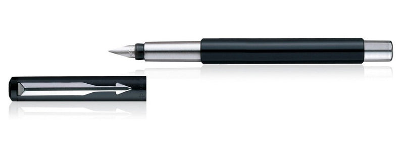 Parker Fountain Pen Vector Std Black