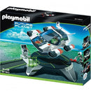 PLAYMOBIL E-Rangers Turbojet Construction Set with Launch Pad