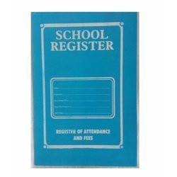 Pupils School Register -Pieces