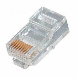 RJ 45 CAT 5e Cable Connector - Pieces