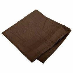 Set Of 4 Classic Dining Collection Napkins-Chocolate