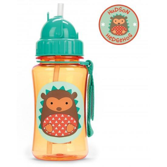 Skip Hop 12oz Zoo Water Bottle- Hedgehog