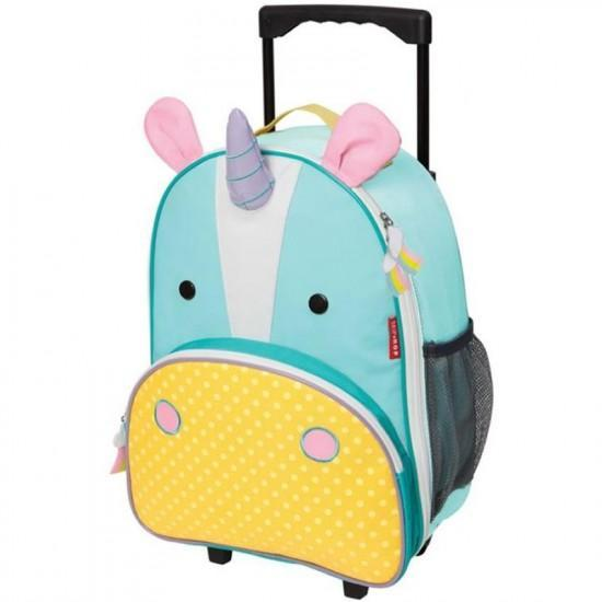 Skip Hop Rolling Luggage, Unicorn