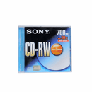 Sony CD-RW 700MB Pack of 10 units