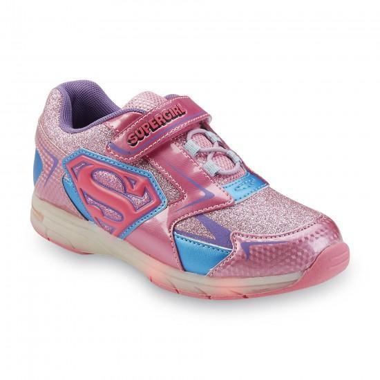 Super Woman Light Up Sneakers-2/33