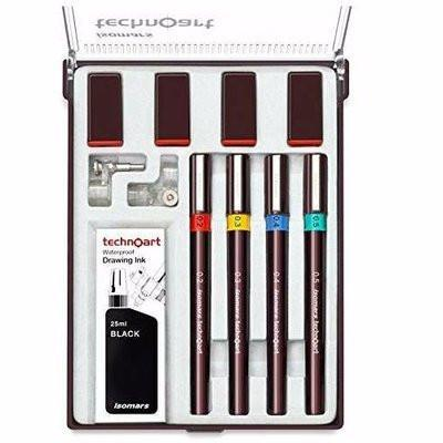 Technical Drawing Pen Set of 4