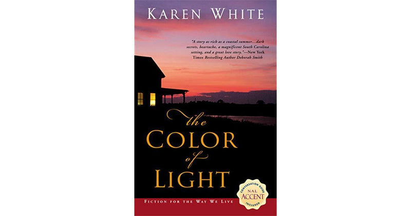 The Color of Light Book by Karen White