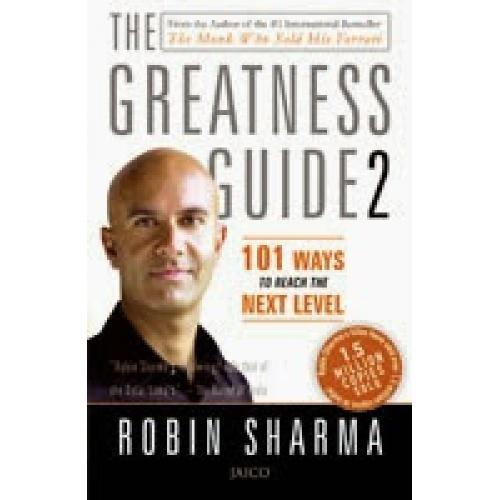 The Greatness Guide 2 By Robin Sharma