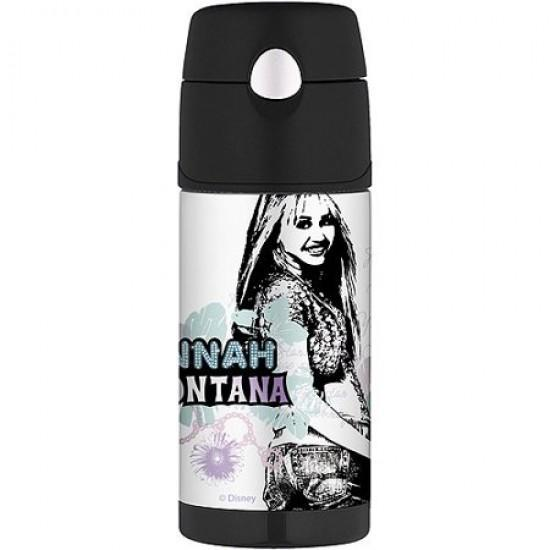 Thermos 12oz Funtainer Bottle, Hannah Montana