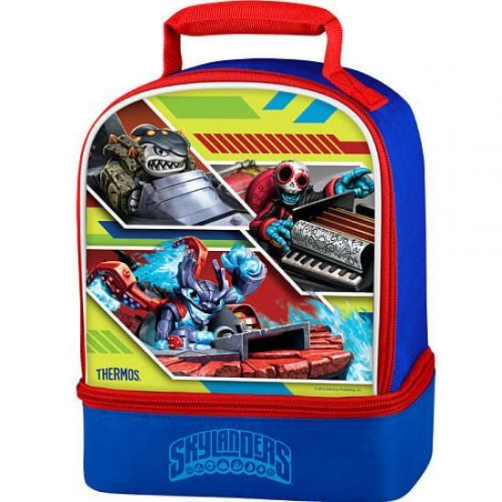 Thermos Skylanders Dual Compartment Lunch Bag