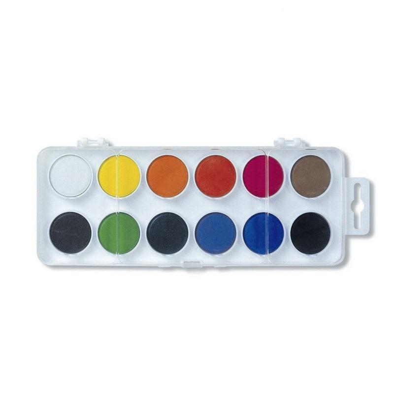 Water color - 12 Colors 22.5mm
