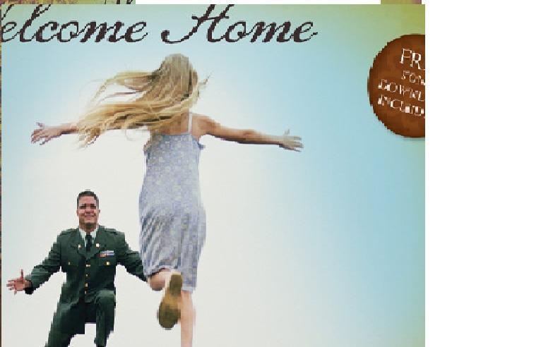 Welcome Home by Stephen Mansfield - Bundle of 3